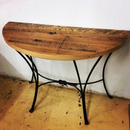 I made the table top. Doug fir