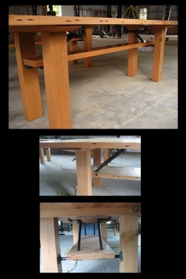 Clyde Commons tables details